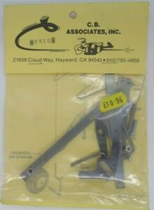 C.B ASSOCIATES 5510  SPRING LEAF ASSEMBLY STEERABLE TAIL WHEEL NEW IN PACK