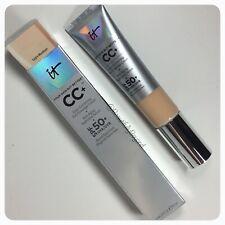 It Cosmetics Cc+ Cream with Spf 50 - Light Medium - Authentic! Full Size! Nib!