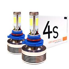 G4 Automotive 2x 9006 LED Conversion Kit Premium 4-COB 360º 6000K Headlight Bulb
