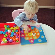3D Puzzles Toys For Children Composite Picture Puzzle Creative Mosaic