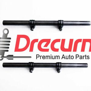 2PC Tie Rod Adjusting Sleeve Front New for Ram Van Dodge B250 1500 DS1038S