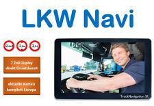 Truck Navi, 7 Zoll Navigation, 24 V, ganz Europa, GPS, LKW, Rastplatzsuche