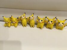 Pokemon TOMY Go Pikachu Video Game Character Figure Figurine Toy Video Game
