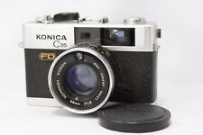 Konica C35 FD Film Camera **Problem** #Q027c