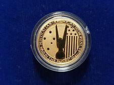 🌟2013 $15 1/10 oz .9999 Gold Australian War in the Pacific Memorial Coin