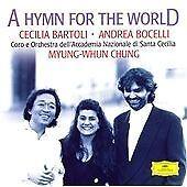 Barltoli/Bocelli - A Hymn for the World (Myubg-Whun Chung (CD 2001)