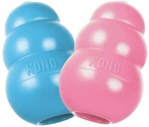 KONG Puppy Dog Toy, Color Varies   Free Shipping