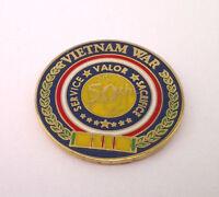 *** CHAPLAIN *** Military Veteran Biker Hat Pin 15104 HO GOLD