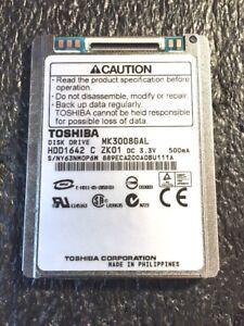 MK3008GAL 30GB Toshiba Hard Drive HDD iPod Video 5th Gen 5.5