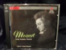 Mozart - The Piano Trios  -Trio Fontenay   -2CDs