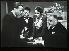 POSTCARD B45  FILM POSTER - 'THE MALTESE FALCON'