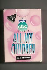 1991 Star Pics All My Children Factory Sealed Set
