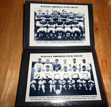 WALSALL F.C Photo Album (1930's/40's/50's & 1960's +++)