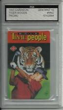1997 Cardwon Tiger Woods Rookie Promo Graded Gem Mint 10  # NNO