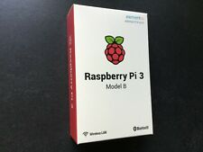 Raspberry Pi 3 Model B 1GB RAM 8GB SD-Card Class 10 Bundle