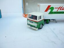 TEKNO 1:50 - SCANIA LB 141 HOLWERDA TRANSPORT  TRUCK &  CONTAINER TRAILER  NMB