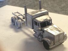 ULRICH COLLECTION HO SCALE 1/87 WHITE ROAD BOSS SLEEPER  ALL METAL KIT