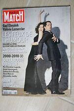 REVUE PARIS MATCH N°3163/2009 GAD ELMALEH LEMERCIER /IRAN LES EMEUTES