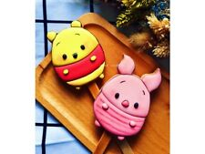Pooh & Piglet Cookie Pastry Biscuit Cutter Icing Fondant Baking Bake Kitchen Fun