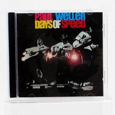 Paul Weller - Jours de Vitesse - Musique Album CD - Bon État
