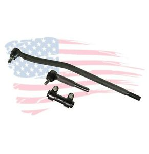 Tie Rod End Front Outer Pair Set for Ford F250SD F350 F450 F550 4WD