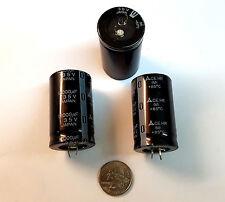 (Lot of 5) Matsushita/Panasonic 12,000uf 35v Snap In Capacitor 12000uf  51 x 30