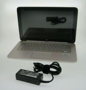 "HP Spectre Pro 13 X2 i3 4012Y 1.50GHz 4GB 128GB SSD Touchscreen 13.3"" Ultrabook"