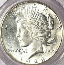 1928-S $1 MS64 PCGS- PQ-ONLY 248 IN HIGHER GRADE- PEACE DOLLAR