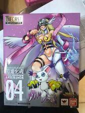 Bandai Digimon Super Evolution Soul Digivolving espíritus Angewomon Gatomon figura