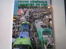 "**a RGCF chemins de fer 12/08 Rames Eurostar "" NoL ""  Crissement freins à disque"