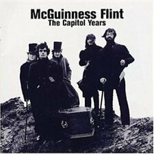 McGuinness Flint - The Capitol Years [CD]