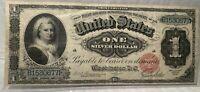 Series 1886 Martha Washington $1 Silver Certificate, GORGEOUS NOTE