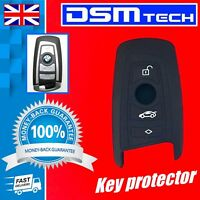 Silicone Key Fob Cover Case Skin Protector BMW 1 2 3 5 7 Series | 1st Class Post