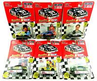 Lot of 6 Vintage 1995 Nascar Racing Champions Cars Stockcar Collectors Card