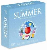 GREATEST EVER! SUMMER – V/A 3xCDs BOX SET (NEW/SEALED) WHAM! JACKSON 5