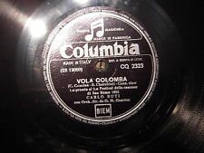 78 GIRI CARLO BUTI canta VOLA COLOMBA & MADONAN DELLE ROSE