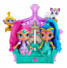 Shimmer and Shine Dgl73 Float Sing Palace Friends Playset