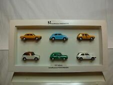 WIKING 99661 VW VOLKSWAGEN BEETLE GOLF K70 181 - 10 JAHRE AUTOMUSEUM 1:87 - GOOD