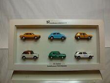 WIKING 99661 VW VOLKSWAGEN BEETLE GOLF K70 181 - 10 JAHRE AUTOMUSEUM 1:87 - GOOD