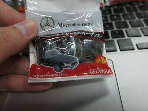 GEORGIA - Mercedes-Benz - 350 SL - Mini Toy Car - 2a4