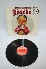 Jörgen Ingmann-Apache | German first press | musique 1968 | vg/vg +