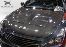 08-15 Fits Infiniti G Coupe G37 Q60 Duraflex GT Concept Hood 1pc Body Kit 104661