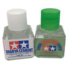 Tamiya Cement Liquid 87003 - Extra Thin Cement 87038 Model Adhesive Glue