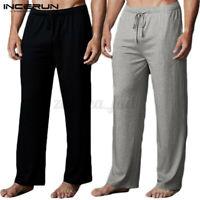 INCERUN Herren Trainingshose Lose Hose Jogging Pyjama Jogger Jogginghose Hosen