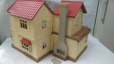 Sylvanian Families Beechwood Hall Doll Country Mansion House Vintage Play Set