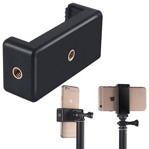 Phot-R Universal Smartphone Phone Holder Tripod Monopod Mount Clamp iPhone S7 S8