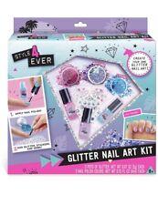 """NEW"" Style 4 Ever Glitter Nail Art Kit"