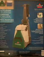 Bissell 86T3/86T3Q Big Green Professional Deep Carpet Cleaner SHIP FROM STORE