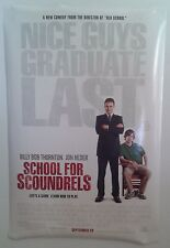 """SCHOOL FOR SCOUNDRELS double sided movie poster 27""""x 40"""""""