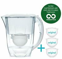Aqua Optima 6 Month Pack - Oria Water filter jug with 3 x 60 day water filter